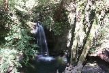 Sempervirens_Falls_118_04222019 - Contextual long-exposed look at Sempervirens Falls