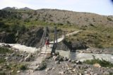 Sendero_Torres_del_Paine_239_12252007 - Crossing a swinging bridge on the return