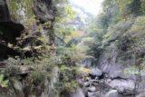 Senga_Falls_081_10172016 - Context of the walkway and the Shosenkyo Gorge as we were getting closer to the Sengataki or Senga Waterfall