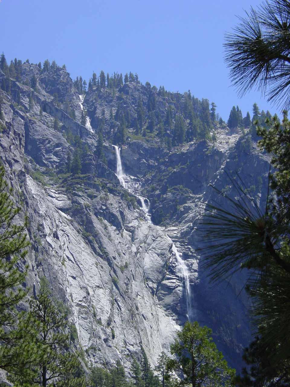 Sentinel Falls