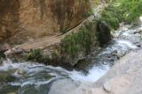 Setti_Fatma_043_05162015 - Looking over the brink of one of the small cascades with some water canals set up by its brink