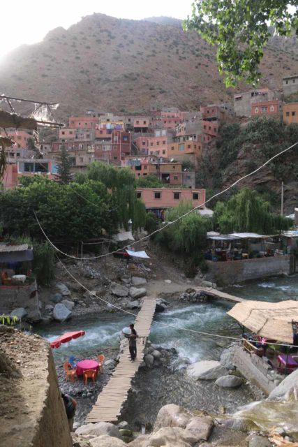 Setti_Fatma_211_05162015 - Returning to the village of Setti Fatma thereby ending our adventure for les Cascades de Setti Fatma Trail