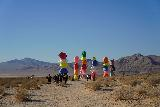Seven_Magic_Mtns_002_10152020 - Approaching the Seven Magic Mountains