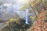 Seventy_Six_Falls_021_20121023 - Looking back towards the Seventy Six Falls from the dangerous ledge