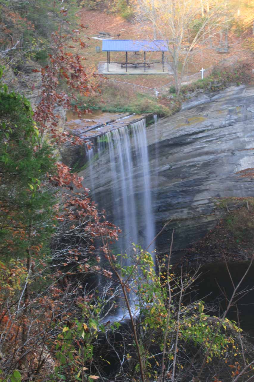 Seventy Six Falls - World of Waterfalls