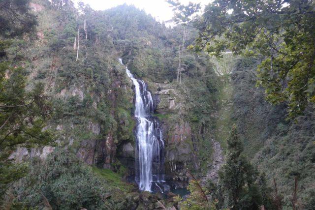 Shanlinhsi_394_10312016 - The Chinglong Waterfall in the Shanlinhsi Nature Park
