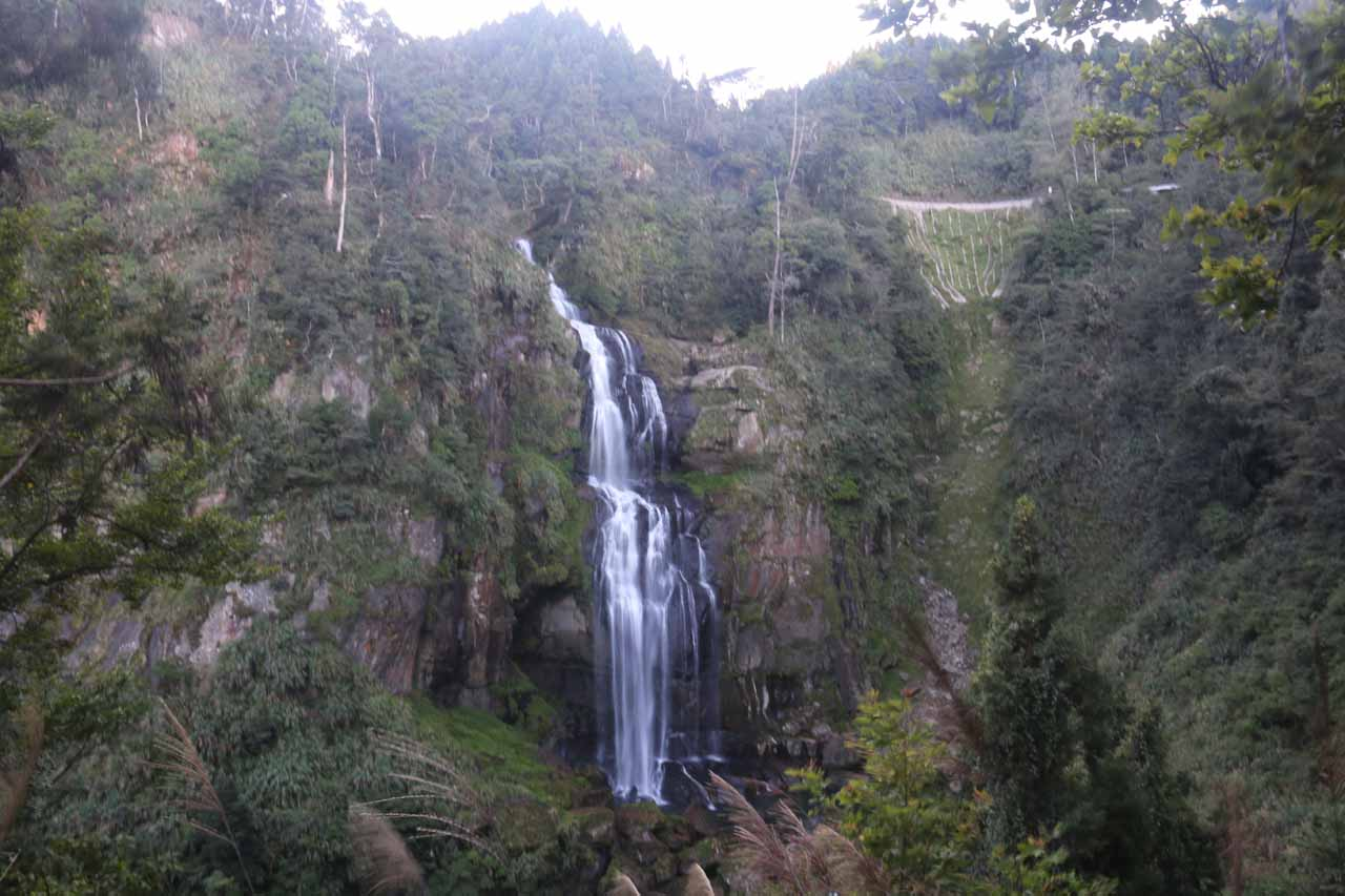 The Chinglong Waterfall