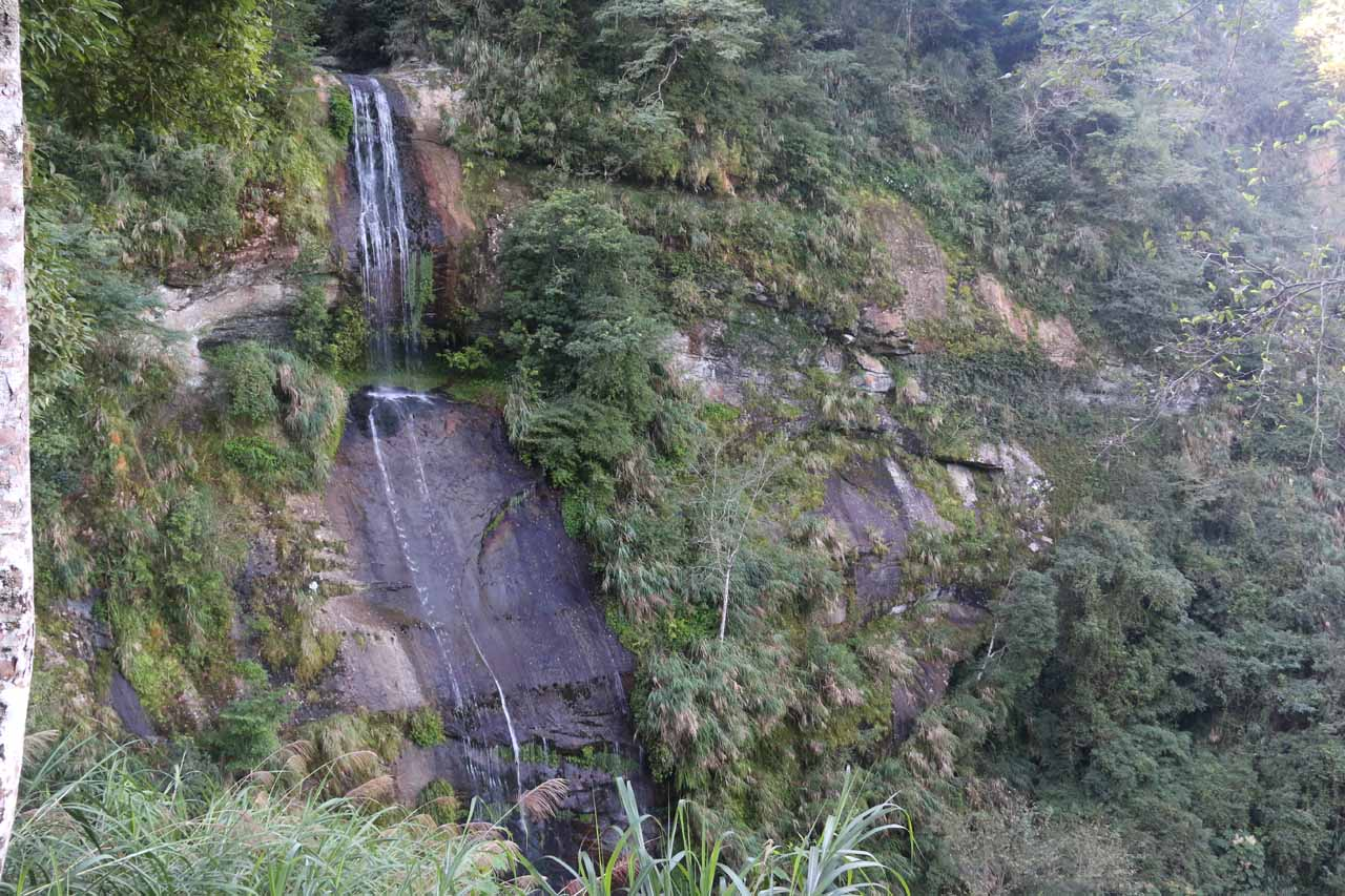 The Chinglong 2th Waterfall