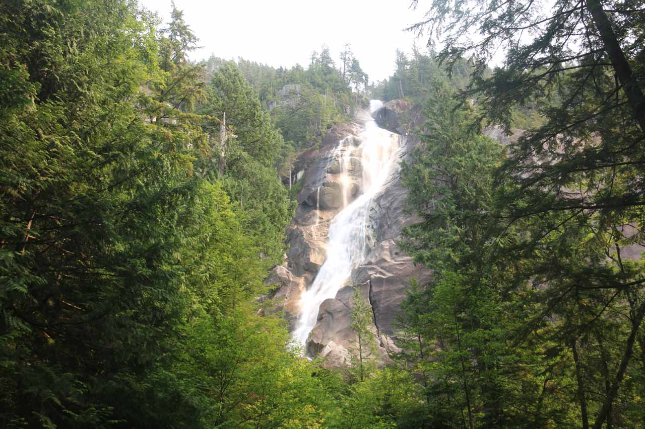 Angel Falls Vancouver Island