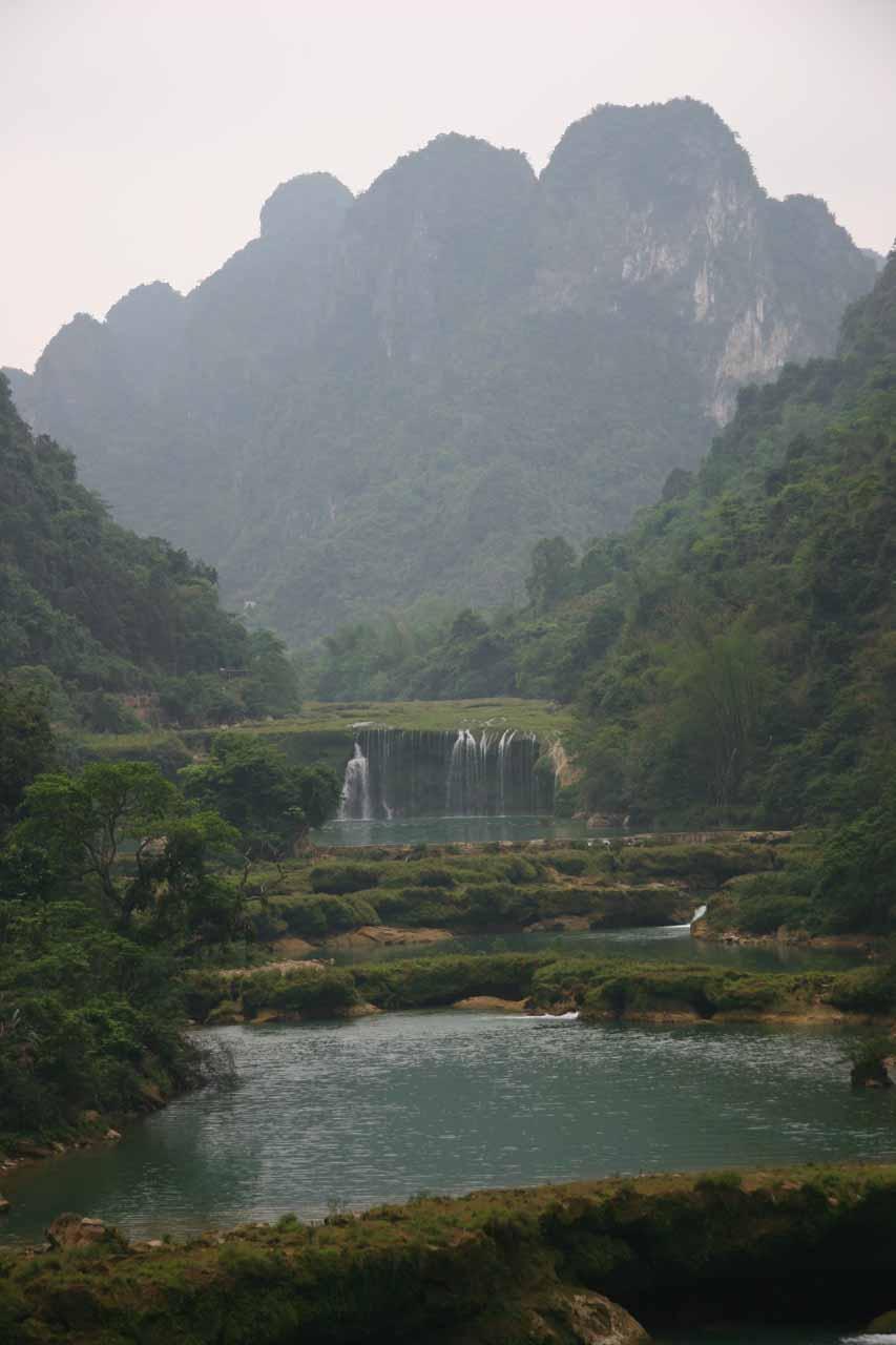 The Shatundie Waterfall
