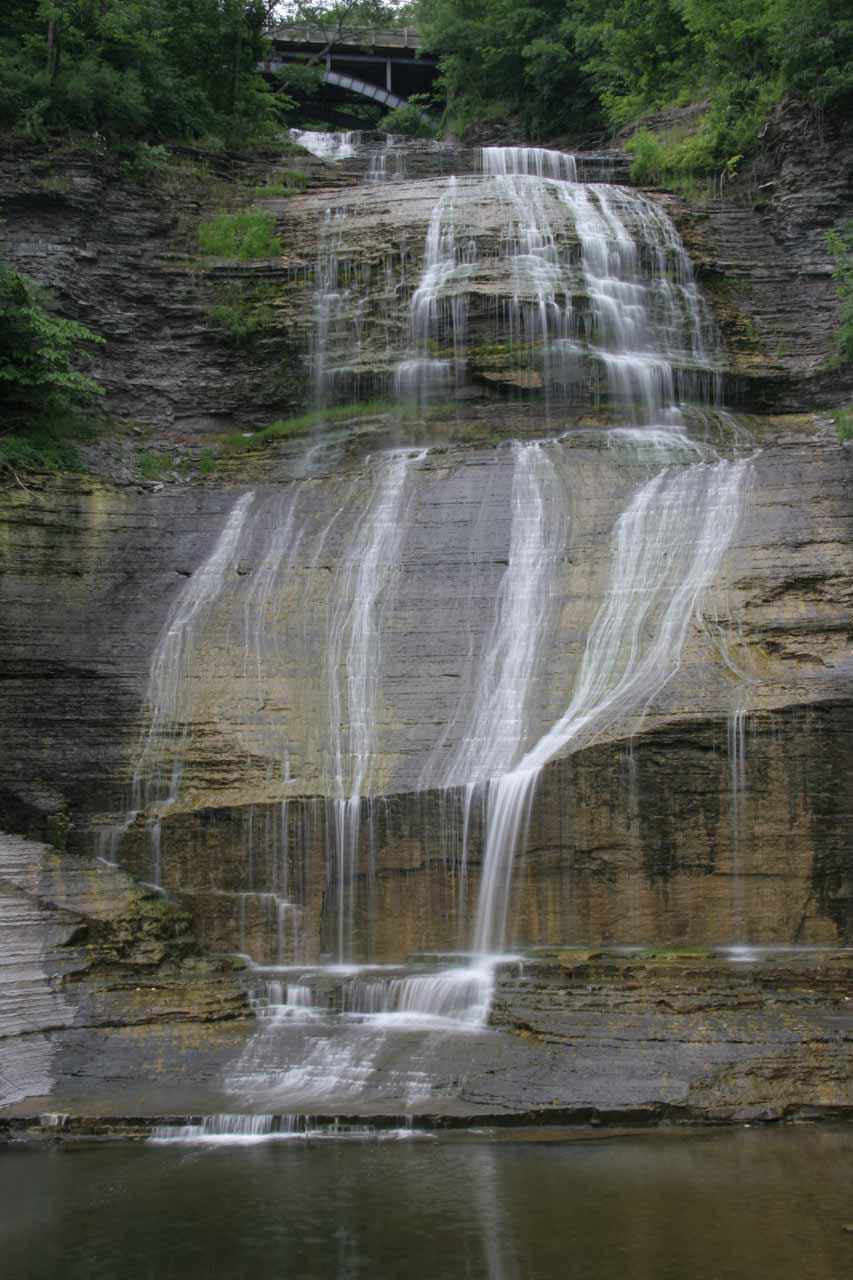 She-Qua-Ga Falls or Montour Falls