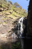 Sheoak_Falls_17_057_11182017 - Closer look at Sheoak Falls while in the cool shade from the neighbouring cliffs as seen during our visit in November 2017 visit