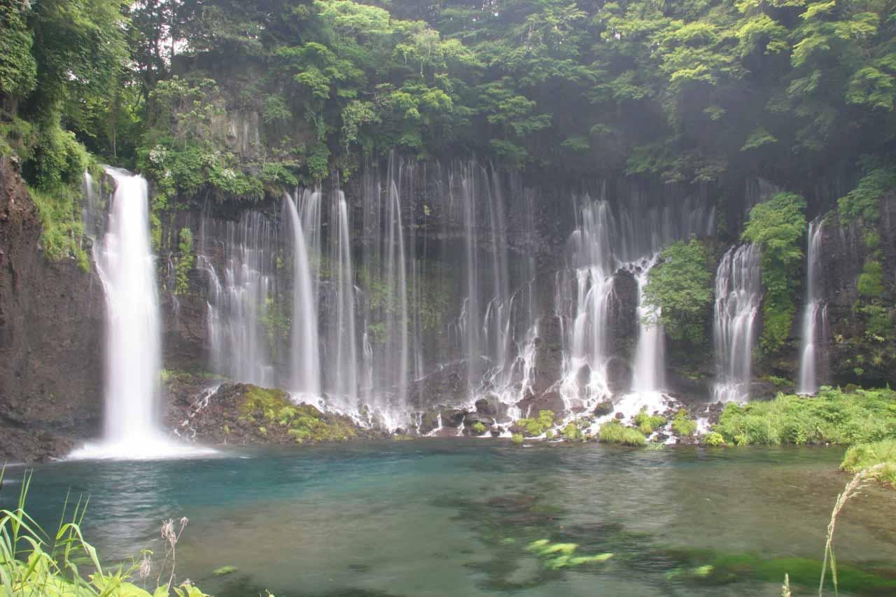 A Japan Waterfall