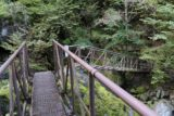 Shoji_Falls_073_10172016 - On the series of bridges facilitating the traverse of both the Ishiutoro River as well as giant (and slippery) boulders en route to the Shoji Falls