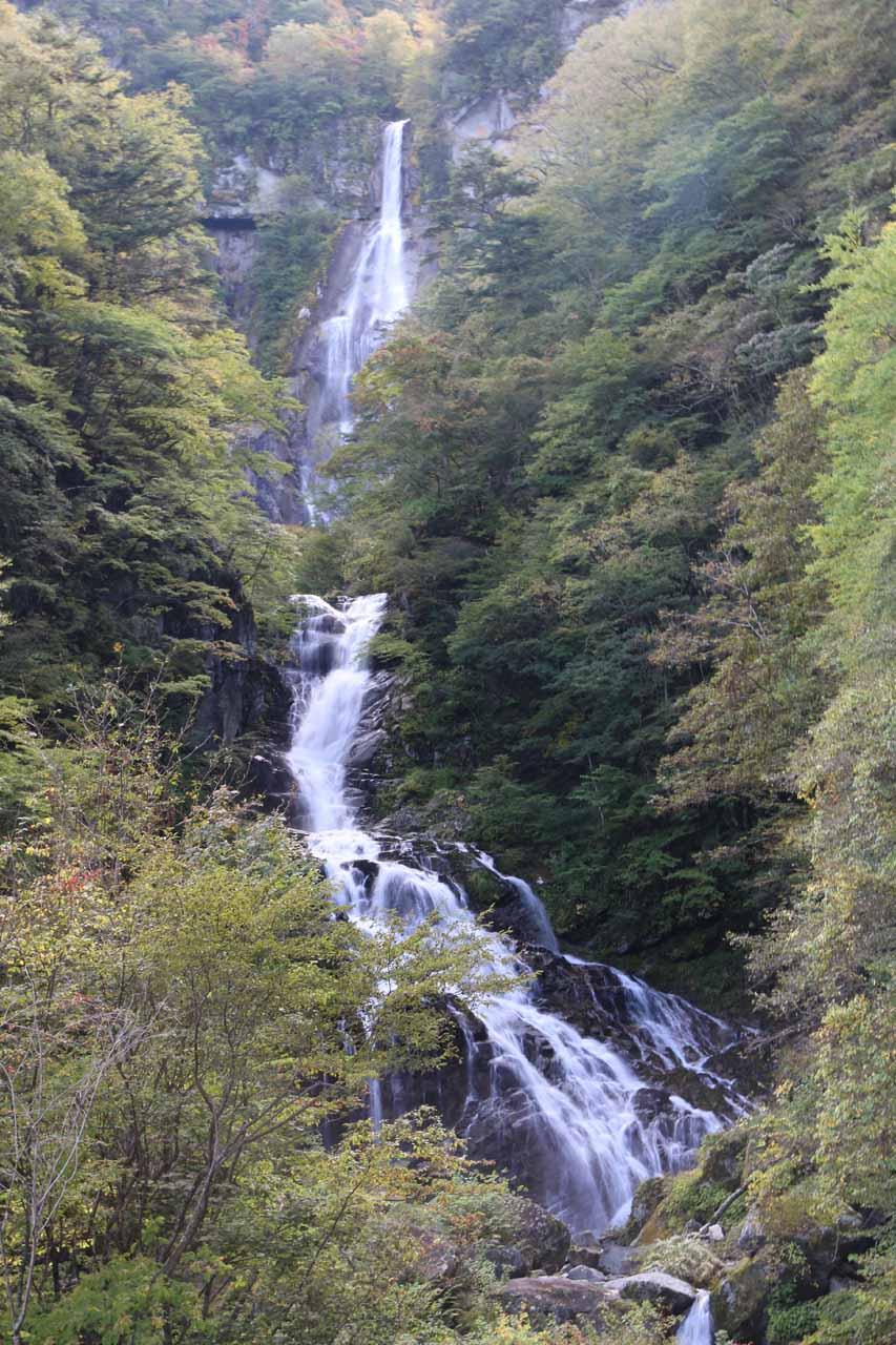 Shoji Waterfall