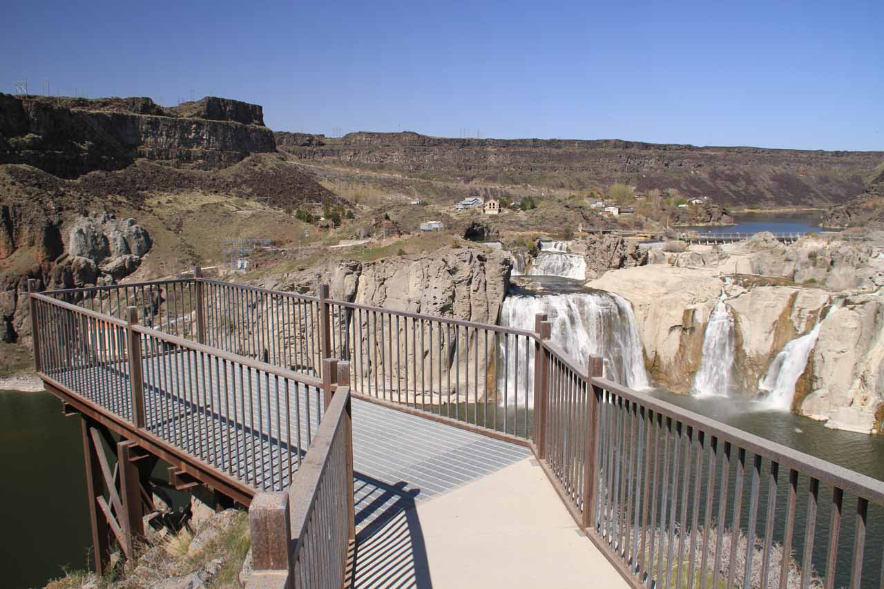 The Evil Knievel Overlook
