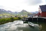Siglufjordur_137_08142021 - Looking towards some skiff and pier area by the last of the buildings that we got to enter for the Herring Era Museum in Siglufjordur