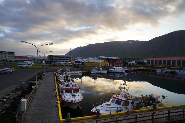 Siglufjordur_286_08142021 - Prior to making it to Vatnsdalur, we had stayed in the charming herring era town of Siglufjörður