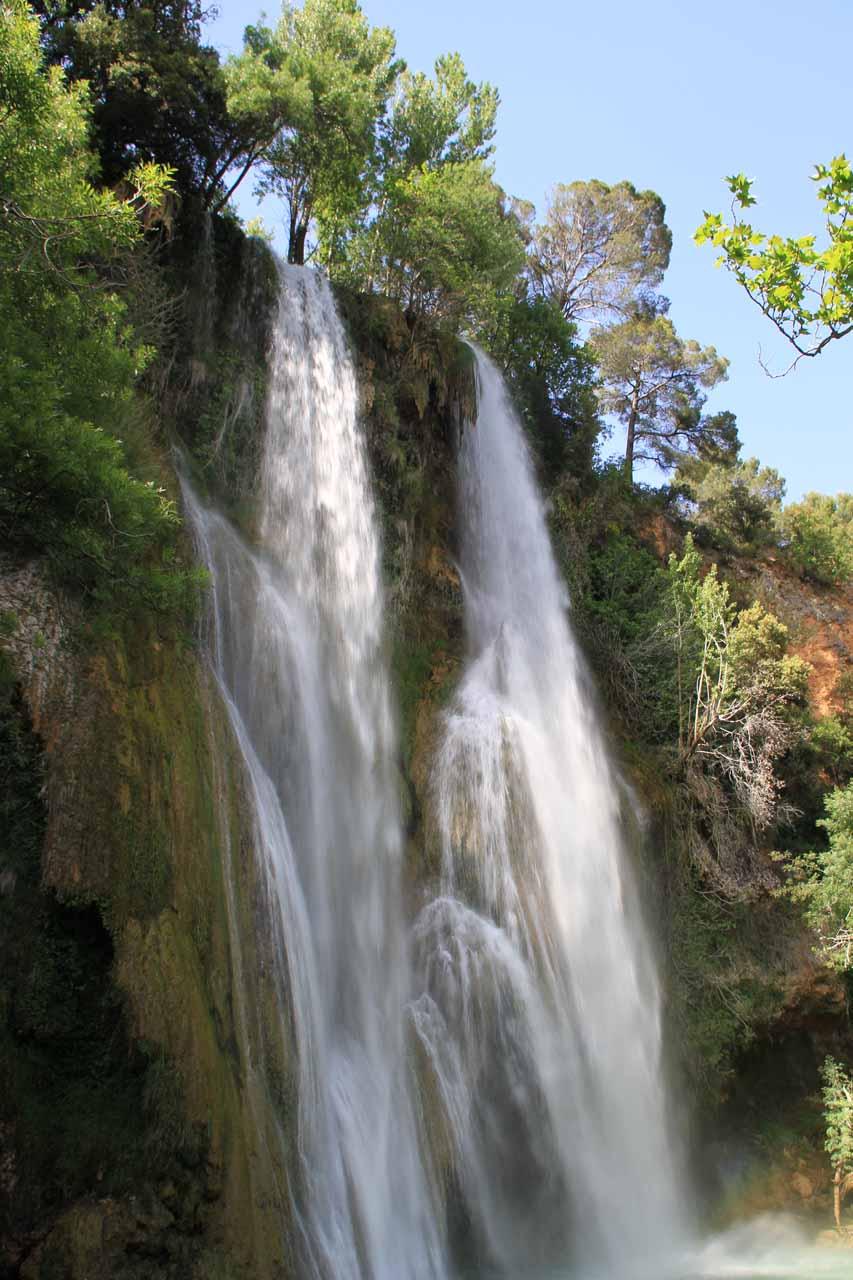 Sillans La Cascade