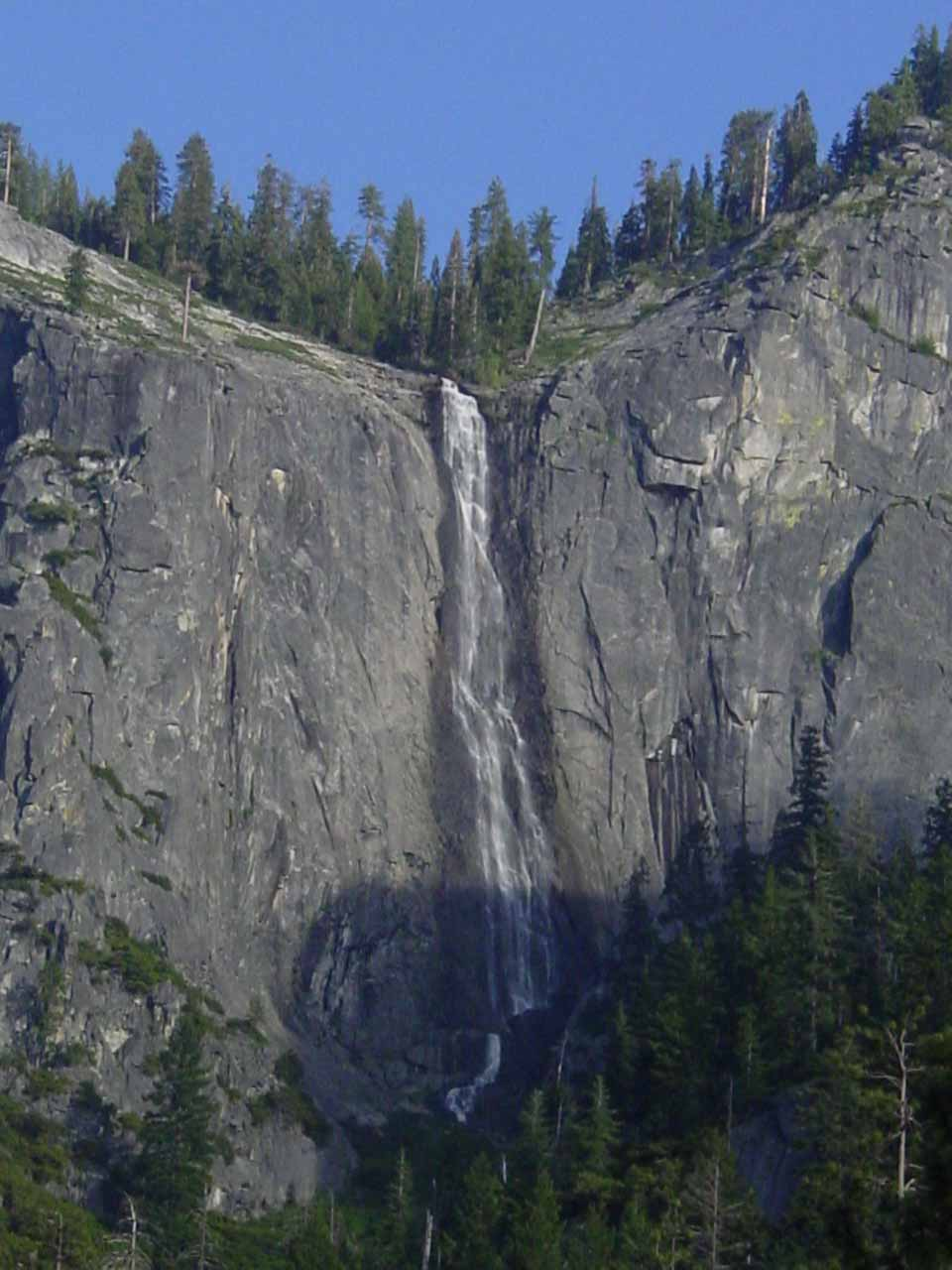 Silver Strand Falls at the peak of the Spring thaw in May 2003
