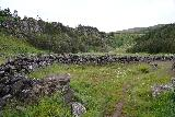 Sjavarfoss_011_08042021 - Closer look at the rock-stacked corrals fronting Sjávarfoss