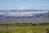Skaftafell_NP_217_08082021 - Looking in the distance towards Skeidararjokull from Sjonarsker
