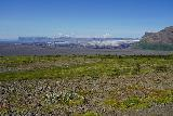 Skaftafell_NP_219_08082021 - More contextual look towards the Skeidararjokull from Sjonarsker