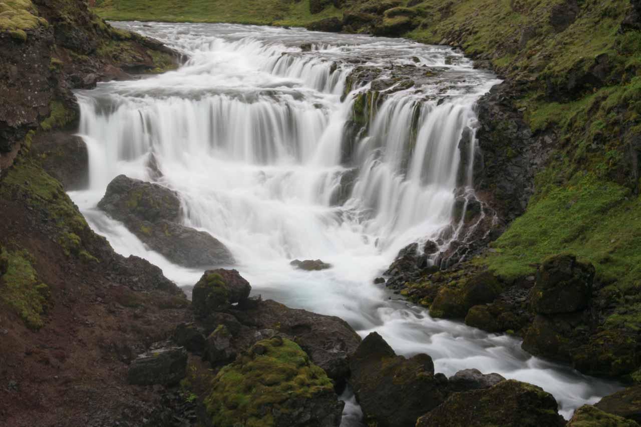 The eighth waterfall