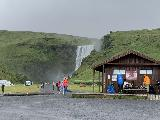 Skogafoss_011_iPhone_08072021 - Skógafoss seemed to be a lot more developed over the years perhaps to handle the greater influx of tourists, especially between 2010 and when this photo was taken in 2021