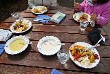 Skriduklaustur_011_08112021 - Context of the buffet helpings that we had gotten from Skriduklaustur