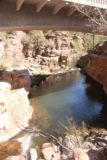 Slide_Rock_SP_032_04132017 - Looking further downstream beneath the Hwy 89A bridge in Slide Rock State Park