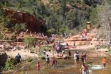 Slide_Rock_SP_038_04132017 - It was crazy busy with people on Spring Break during our April 2017 visit to Slide Rock State Park