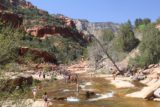 Slide_Rock_SP_040_04132017 - Context of most of the commotion that was happening further upstream along Oak Creek in Slide Rock State Park