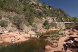 Slide_Rock_SP_080_04132017 - Looking further downstream along Oak Creek from the wide ledge in Slide Rock State Park