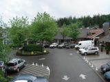 Snoqualmie_Falls_011_jx_05262006 - The parking lot for the Salish Lodge at Snoqualmie Falls as seen in May 2006