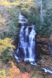 Soco_Falls_008_20121020 - This was the view of Soco Falls from the official viewing platform