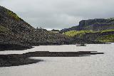 Solheimajokull_109_08072021 - Looking back towards the sanctioned overlook from the terminus of Solheimajokull