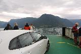 Solvorn_Urnes_ferry_008_07202019 - Context of our parked car on the ferry to Urnes from Solvorn
