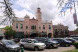 Sonoma_023_05222016 - The facade of the Sebastiani Theater in downtown Sonoma