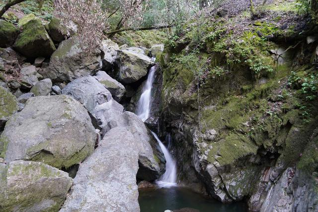 Capturing Sonoma Creek Falls in long exposure with the Sony SEL24240 Lens