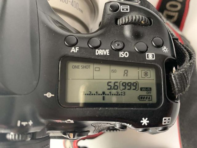 This Canon EOS 70D was last used over a month ago and yet it still did a great job at retaining its charge
