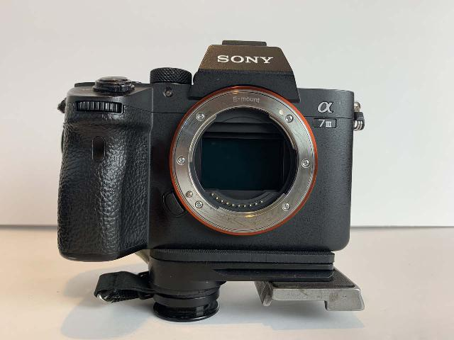 Sony Alpha 7 III Camera Body