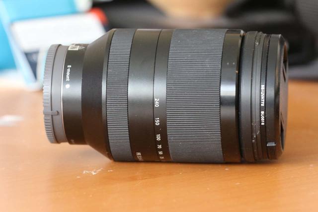 Sony SEL24240 FE 24-240mm F3.5-6.3 OSS Lens