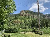 Spearfish_Canyon_109_iPhone_07302020 - Last look across Spearfish Canyon at the overlook by the Latchstring Restaurant before returning to the parking lot