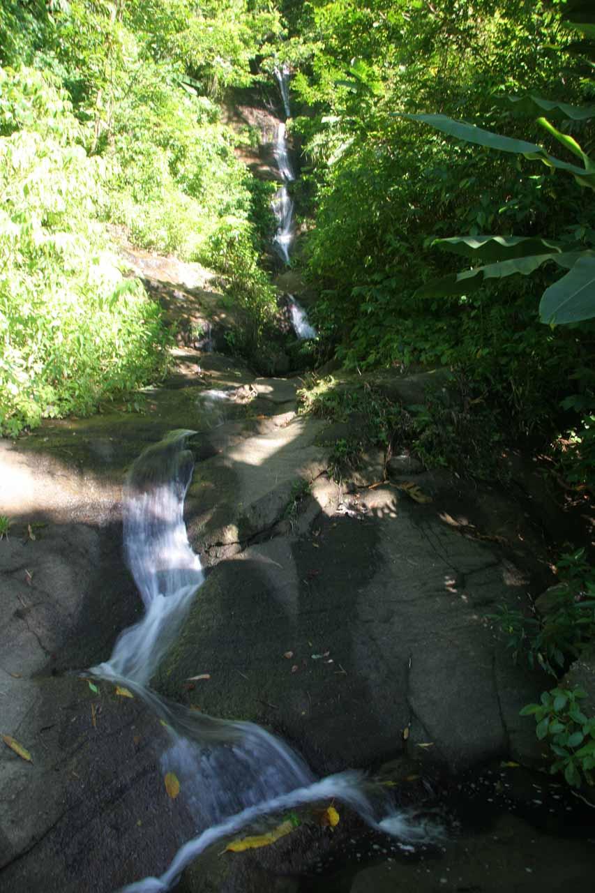 Spyke Falls