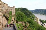 St_Goar_025_06162018 - More elevated view along the walls of Burg Rheinfels in St Goar