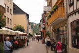 St_Goar_127_06172018 - Julie and Tahia walking through the main drag of St Goar while we were looking for a suitable lunch spot