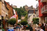 St_Goar_134_06172018 - Another look along the main drag towards the Burg Rheinfels in St Goar