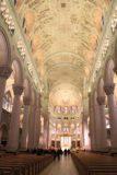 Ste-Anne-de-Beaupre_039_10052013 - The interior of the Basilica of Sainte-Anne of Beaupre