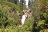 Steavenson_Falls_17_026_11202017 - Broad look at the Steavenson Falls with floodlight pole as seen during my November 2017 visit